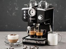 Kávovar Delimano Espresso Deluxe Noir