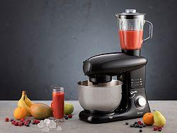 Sklenená nádoba ku kuchynskému robotu Deluxe Noir Delimano