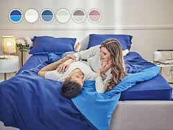 Posteľné obliečky Essentials Dormeo, 200x200 cm, krémová